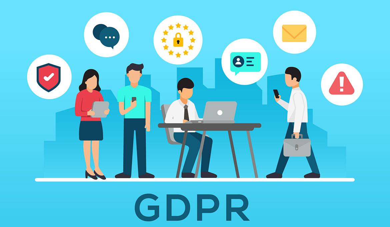 Efter den nye lov om behandling af personoplysninger skal alle dine personlige oplysninger opbevares sikkert og fortroligt