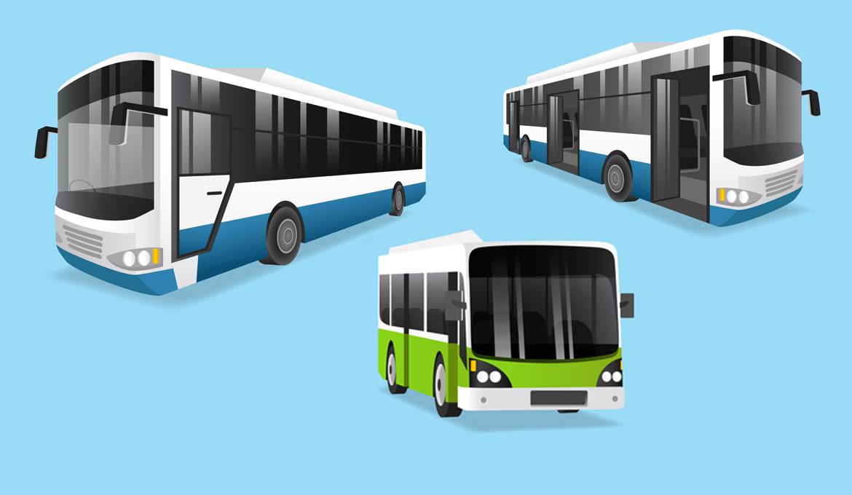 Vi har et stort udvalg af busser, og kan derfor hjælpe dig med enhver opgave, som du måtte have i forbindelse med bustransport